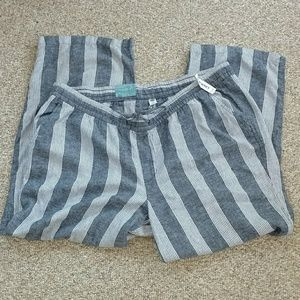 e614c804909 NWT Old Navy linen blend pull on pants XXL